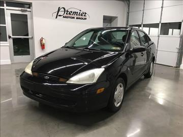 2001 Ford Focus for sale in Spring City, PA