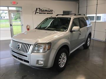 2009 Mercury Mariner for sale in Spring City, PA