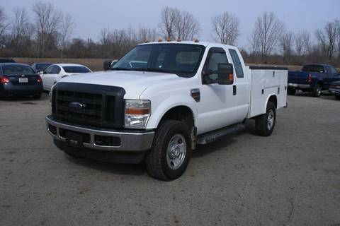 2008 Ford F-350 Super Duty for sale in Troy, OH