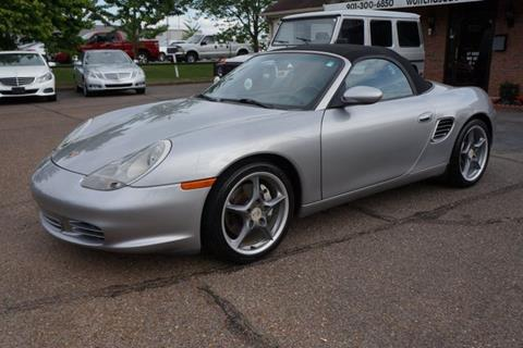 2004 Porsche Boxster for sale in Memphis, TN