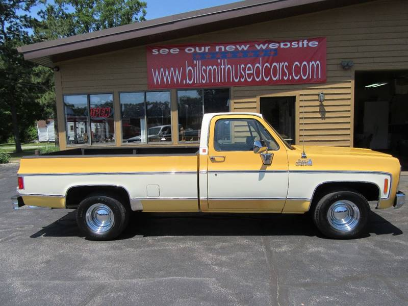 1979 GMC C/K 1500 Series for sale at Bill Smith Used Cars in Muskegon MI