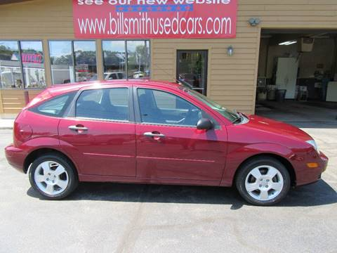 2007 Ford Focus for sale in Muskegon, MI