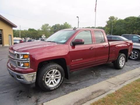 2015 Chevrolet Silverado 1500 for sale in Muskegon, MI