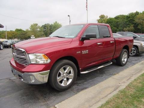 2015 RAM Ram Pickup 1500 for sale in Muskegon, MI