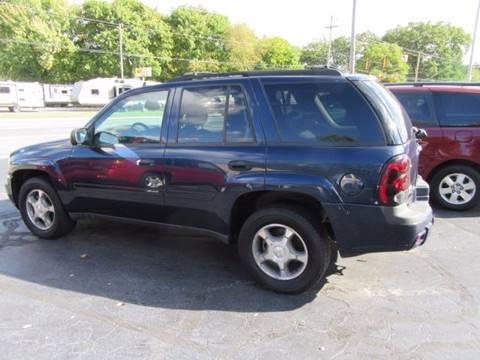2007 Chevrolet TrailBlazer for sale in Muskegon, MI