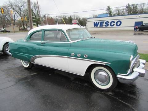 1953 Buick 40 Special for sale in Muskegon, MI