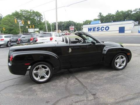2004 Chevrolet SSR for sale in Muskegon, MI