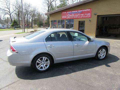 2007 Ford Fusion for sale in Muskegon, MI