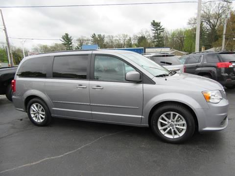 2016 Dodge Grand Caravan for sale in Muskegon, MI