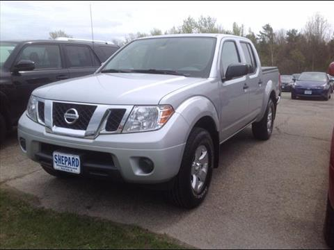 2012 Nissan Frontier for sale in Rockland, ME