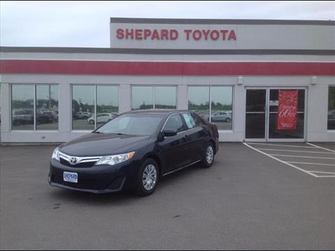 2014 Toyota Camry for sale in Rockland, ME