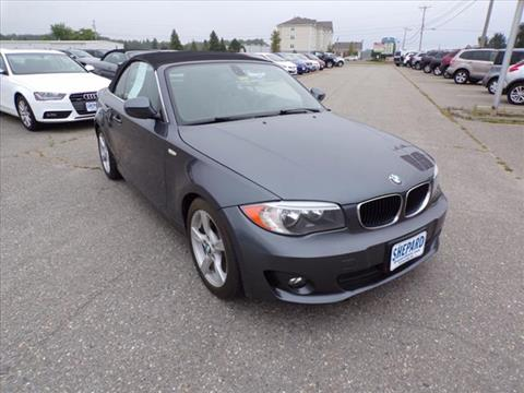 2013 BMW 1 Series for sale in Rockland, ME