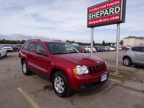 2010 Jeep Grand Cherokee for sale in Rockland, ME