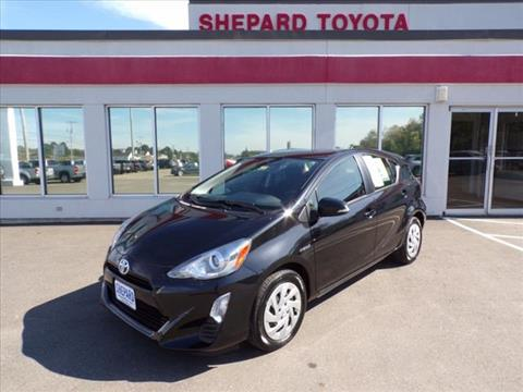 2016 Toyota Prius c for sale in Rockland, ME