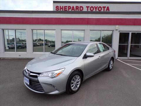 2015 Toyota Camry for sale in Rockland, ME