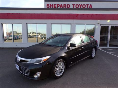 2015 Toyota Avalon Hybrid for sale in Rockland, ME