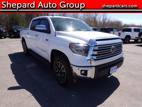 Toyota Tundra For Sale In Maine >> 2018 Toyota Tundra For Sale In Rockland Me