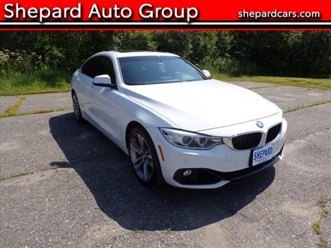 2016 BMW 4 Series for sale in Rockland, ME