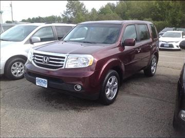 2012 Honda Pilot for sale in Rockland, ME