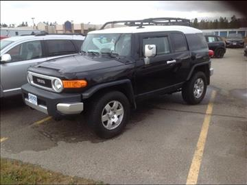 2007 Toyota FJ Cruiser for sale in Rockland, ME