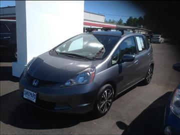 2012 Honda Fit for sale in Rockland, ME