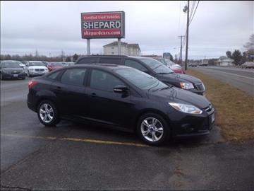 2013 Ford Focus for sale in Rockland, ME
