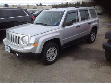 2011 Jeep Patriot for sale in Rockland, ME