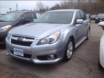 2013 Subaru Legacy for sale in Rockland, ME