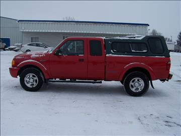 2001 Ford Ranger for sale in Vicksburg, MI
