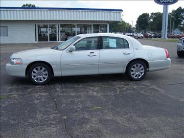 2005 Lincoln Town Car for sale in Vicksburg, MI