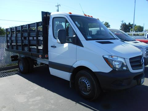 2017 Mercedes-Benz Sprinter Cab Chassis for sale in Corning, CA