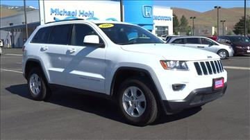 2016 Jeep Grand Cherokee for sale in Carson City,, NV