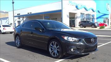 2015 Mazda MAZDA6 for sale in Carson City, NV