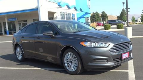2015 Ford Fusion Hybrid for sale in Carson City, NV