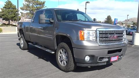 2014 GMC Sierra 2500HD for sale in Carson City,, NV