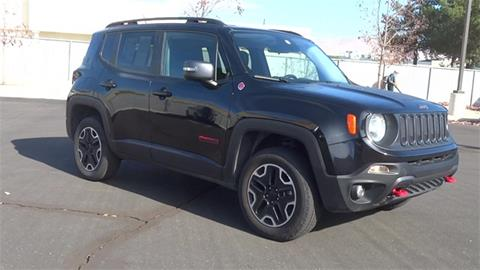 2017 Jeep Renegade for sale in Carson City,, NV