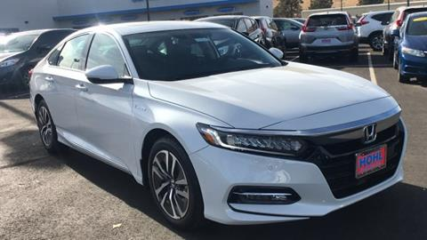 2019 Honda Accord Hybrid for sale in Carson City, NV