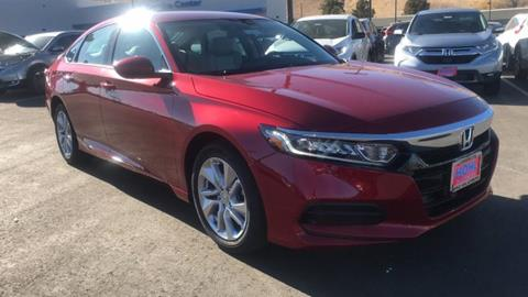 2020 Honda Accord for sale in Carson City, NV