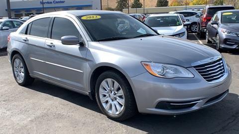 2013 Chrysler 200 for sale in Carson City,, NV