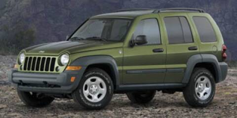 2007 Jeep Liberty Sport for sale at Michael Hohl Honda in Carson City NV