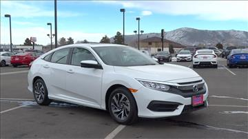 2017 Honda Civic for sale in Carson City, NV
