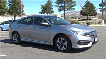 2017 Honda Civic for sale in Carson City, NV