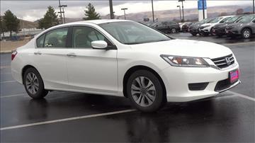 2014 Honda Accord for sale in Carson City,, NV