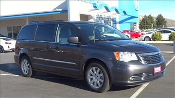 2016 Chrysler Town and Country for sale in Carson City,, NV