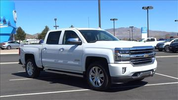 2016 Chevrolet Silverado 1500 for sale in Carson City, NV