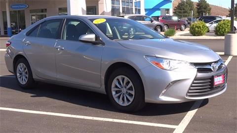 2016 Toyota Camry for sale in Carson City,, NV