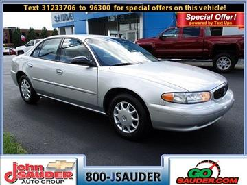 2003 Buick Century for sale in Ephrata, PA