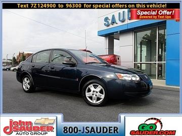 2007 Saturn Ion for sale in Ephrata, PA