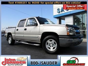 2004 Chevrolet Silverado 1500 for sale in Ephrata, PA