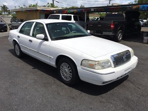 2007 Mercury Grand Marquis for sale in West Palm Beach, FL